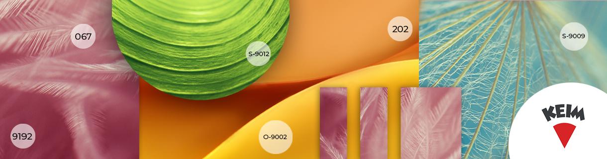 Екологични минерални бои KEIM